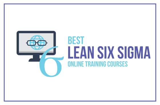 Best Lean Six Sigma Online Training Courses