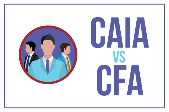 CAIA vs CFA