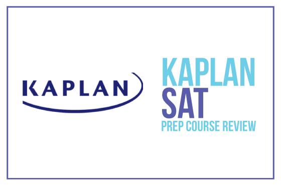 Kaplan SAT Prep Course