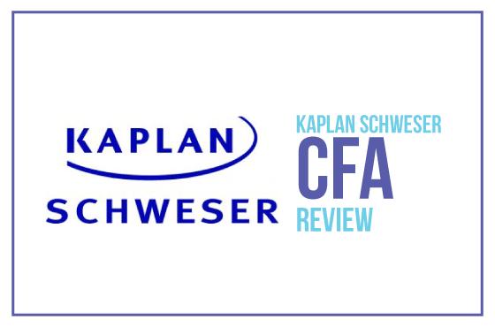 Kaplan Schweser CFA Review Course