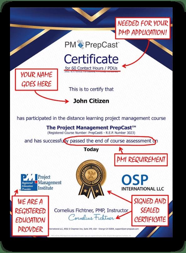 PM Prepcast Features