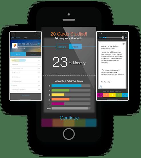 SmartBarPrep Flashcards