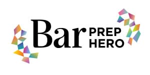 Bar Prep Hero Logo