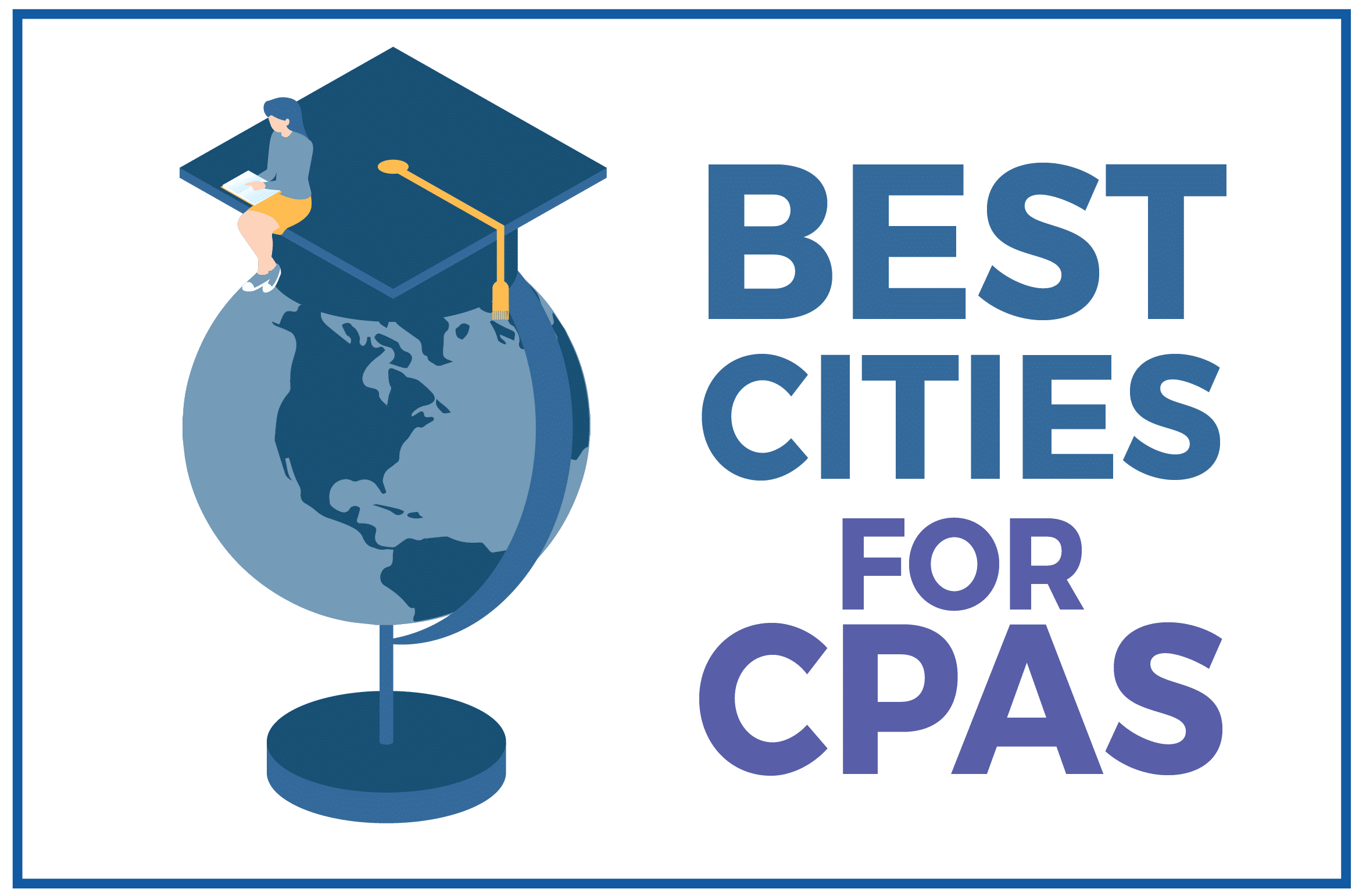 Best Cities for CPAs