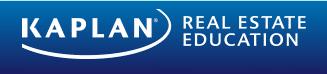 Kaplan Real Estate Courses